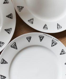 Hand Drawn Homeware Ceramics by Charlotte Kleban
